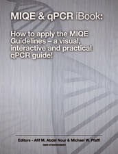 MIQE & qPCR iBook cover